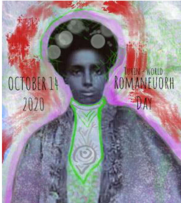 Romane Uorth - primogenita di Hailé Selassiè