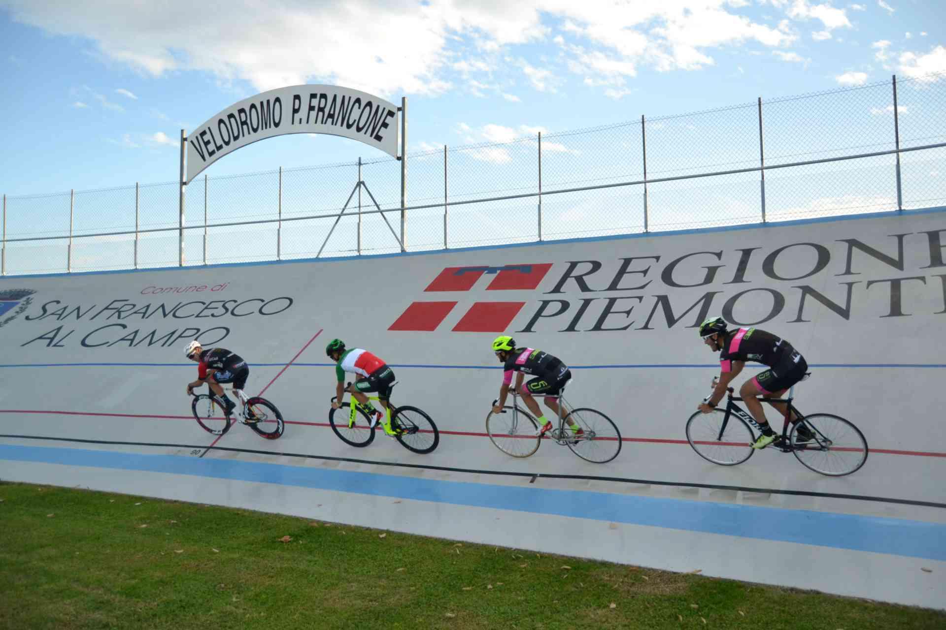 velodromo francone 3 partner primo piano rivista promuovere
