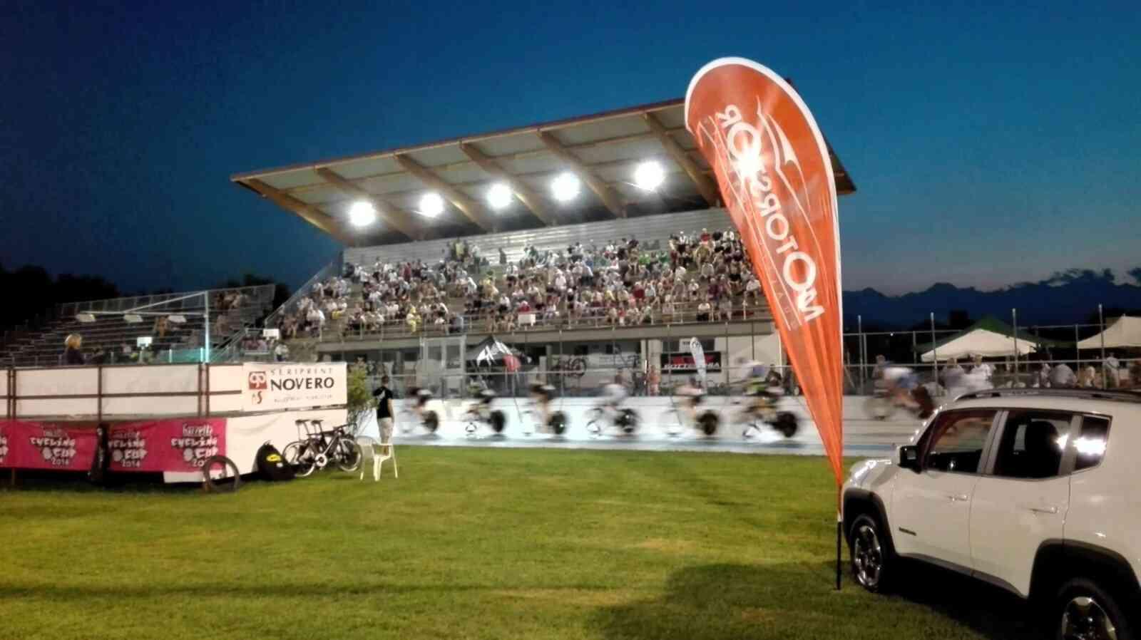 velodromo francone 7 partner primo piano rivista promuovere
