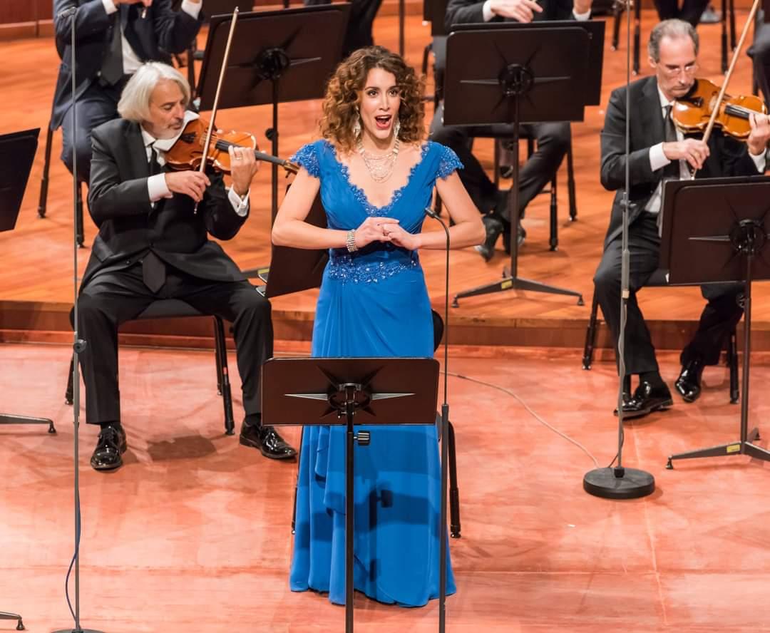 Cristina Mosca - Talento lirico made in Canavese