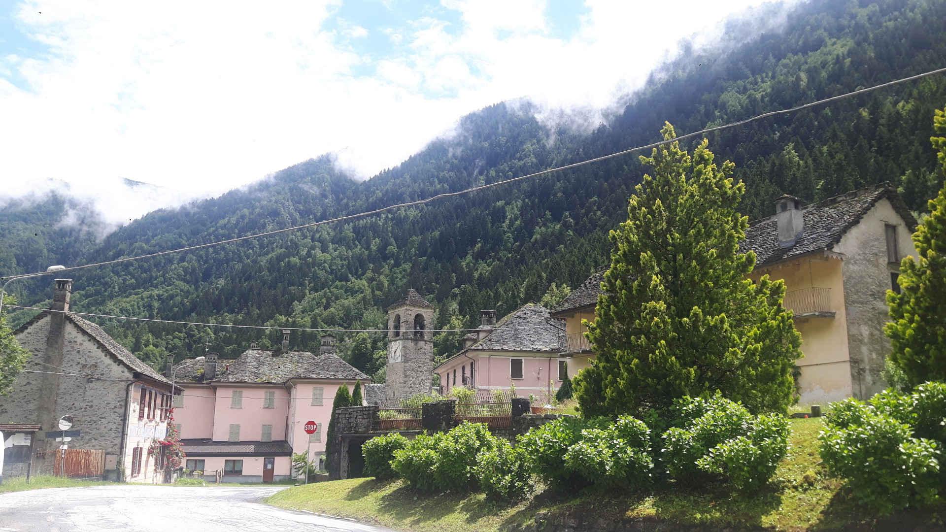 La Val d'Ossola è uno dei territori interessati dal bando