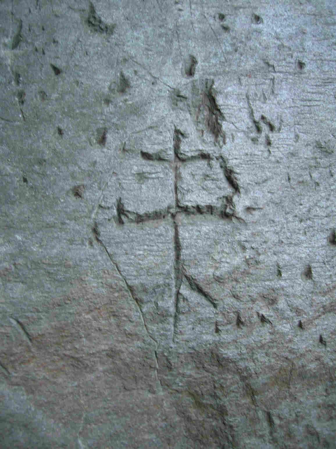 Croce antropomorfa - Ala di Stura, Valli di Lanzo - Rivista Promuovere