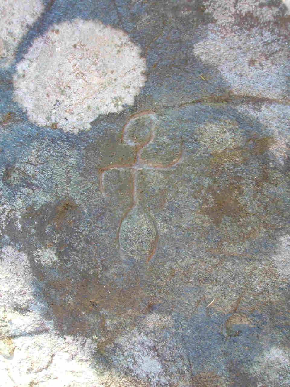 Figura antropomorfa - Ala di Stura, Valli di Lanzo - Rivista Promuovere